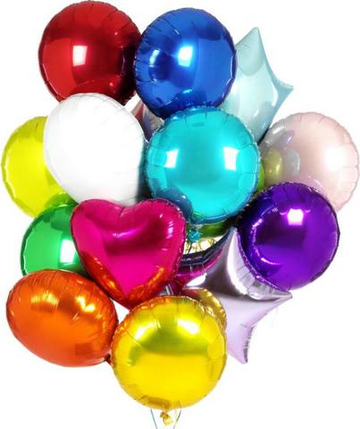 Фольгированные шары #1505