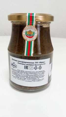 Крапива консервированная, 340 гр.