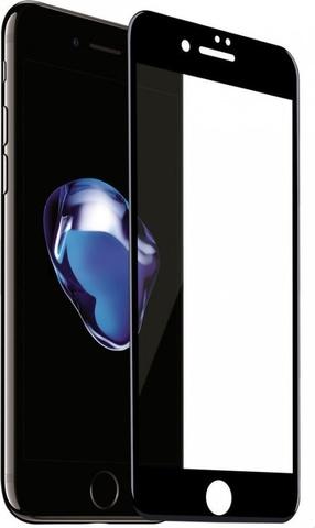Защитное стекло 3D для iPhone 7/8 Plus iSlim Glass (Black)