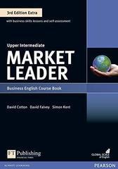Market Leader 3Ed Up-Int Extra SB+DVD