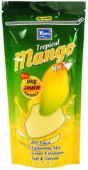 Скраб соляной для тела с манго Yoko