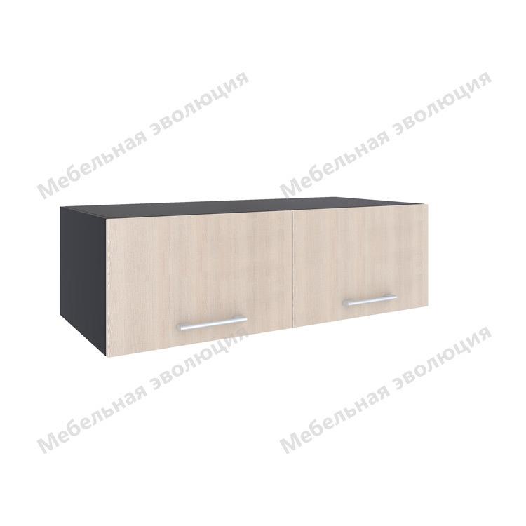 Антресоль для вертикальной шкаф-кровати 120, 140 и 160 см, Эволюция