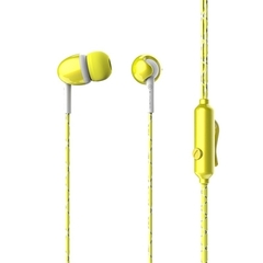 Гарнитура S-Music G2 CX-2102 yellow
