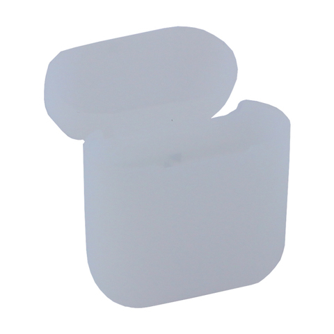 Чехол силиконовый Deppa для AirPods D-47001 1.4мм Прозрачный