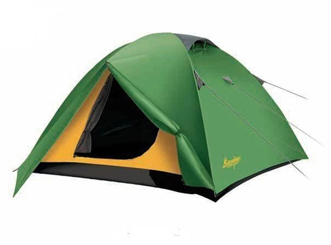 Палатка Canadian Camper VISTA 2 Al, цвет green