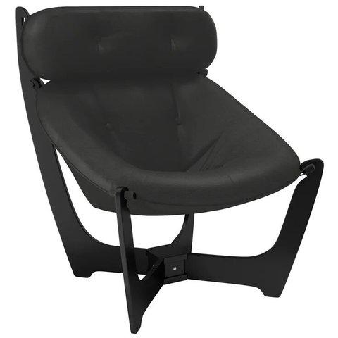 Кресло для отдыха Комфорт Модель 11 венге/Vegas Lite Black