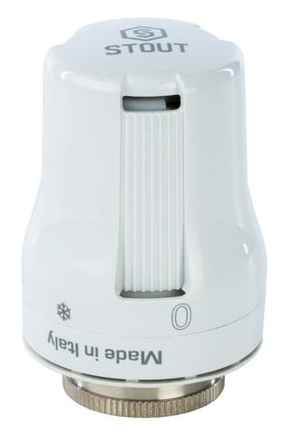 Stout M30x1.5 термостатическая головка жидкостная 6-28°C (SHT 0002 003015)