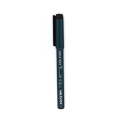 Малевичъ Graf'Art капиллярная ручка линер 0.3 мм черный
