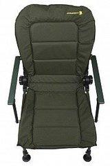 Рыболовное кресло карповое SPRO STRATEGY RECL DEWDROP WIDE SEAT+ARMREST (006522-00005)