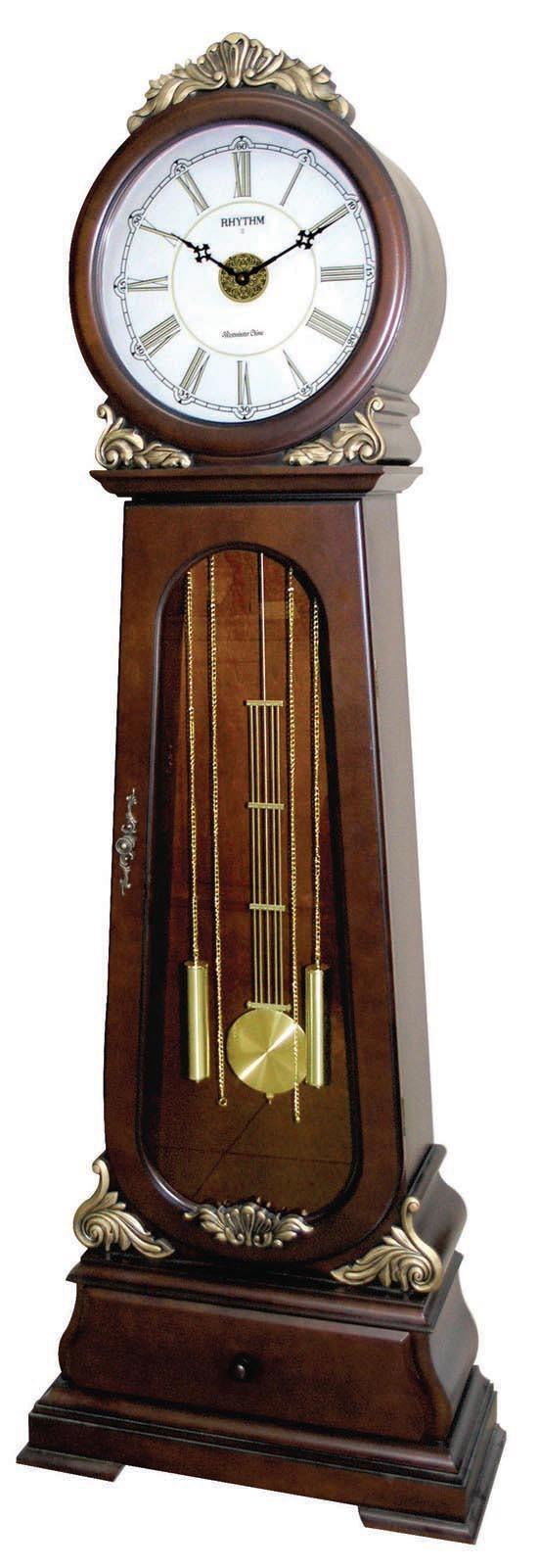 Напольные часы Rhythm CRJ601FR06