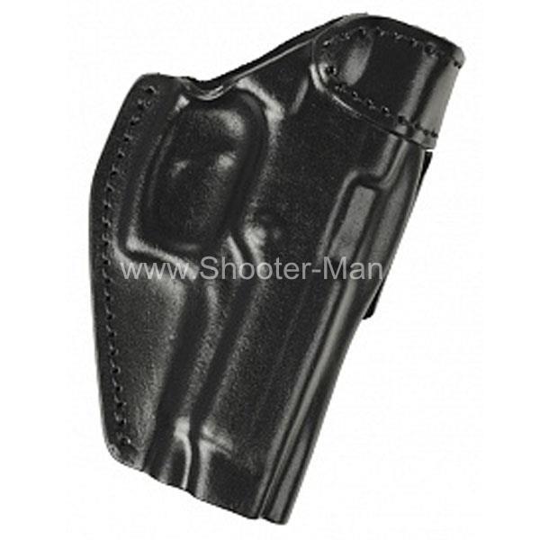 Кожаная кобура для пистолета Ярыгина модель № 7 МОДИФ. 2011 г Стич Профи фото 5
