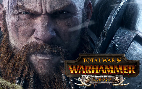 Total War: Warhammer - Norsca DLC (для ПК, цифровой ключ)