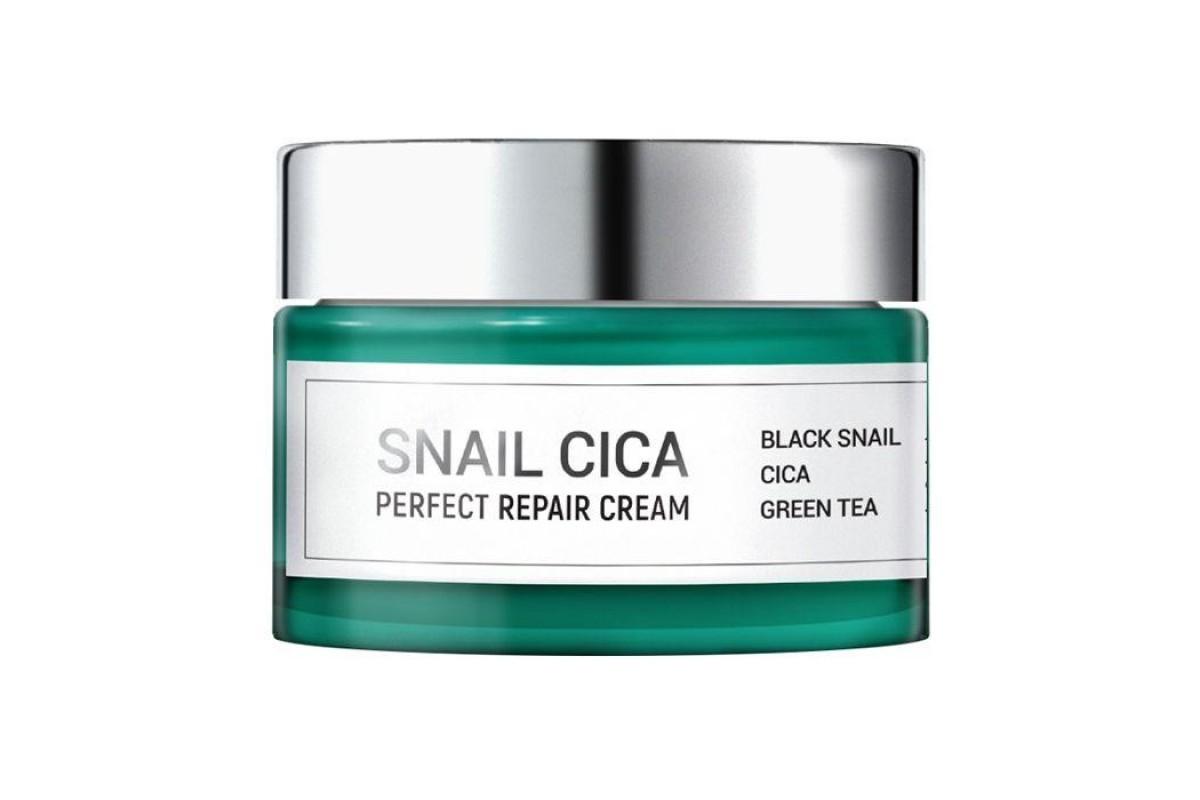 Новое Крем для лица с муцином улитки и центеллой ESTHETIC HOUSE Snail Cica Perfect Repair Cream 50 мл esthetic-house-snail-cica-perfect-repair-cream-50-ml-1200x800.jpg