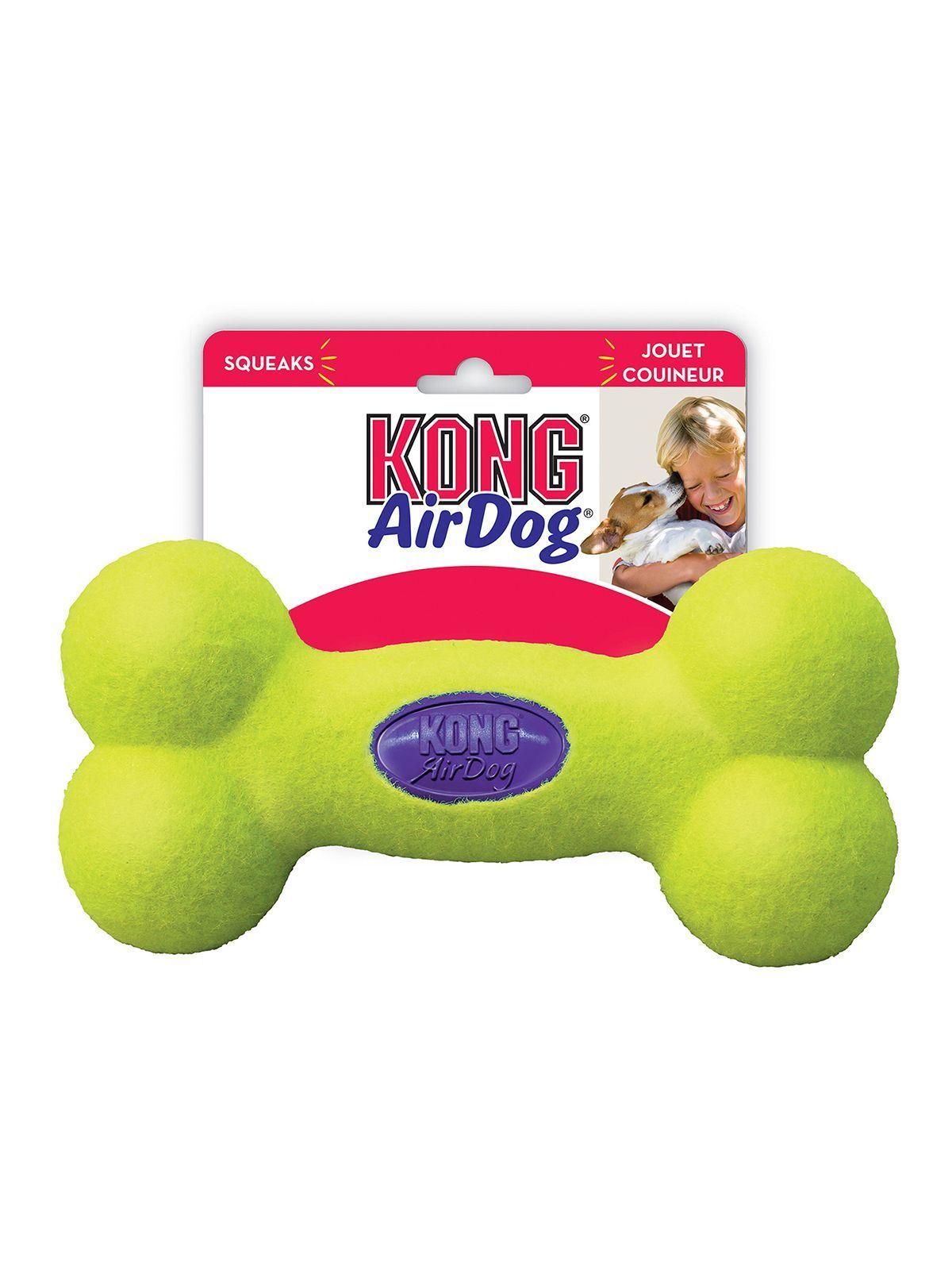 """Игрушки Игрушка для собак KONG Air """"Косточка"""" средняя 15 см ASB3_1.jpeg"""