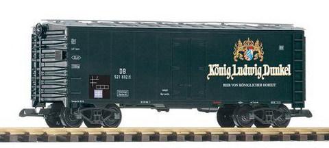 Piko 37804 Вагон для перевозки пива «Konig Ludwig Dunkel», 1:22,5