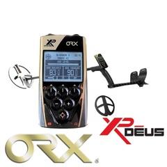 Металлоискатель XP ORX 22 HF без наушников