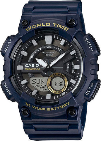 Наручные часы CASIO AEQ-110W-2A