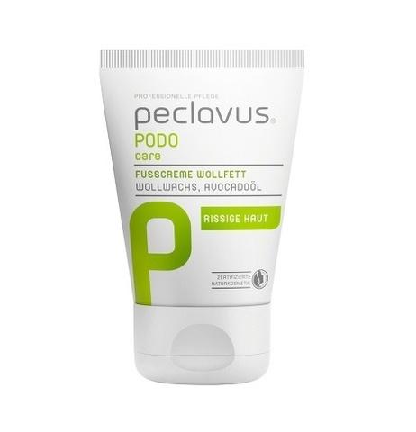 Крем для ног ланолиновый Peclavus, 30 мл