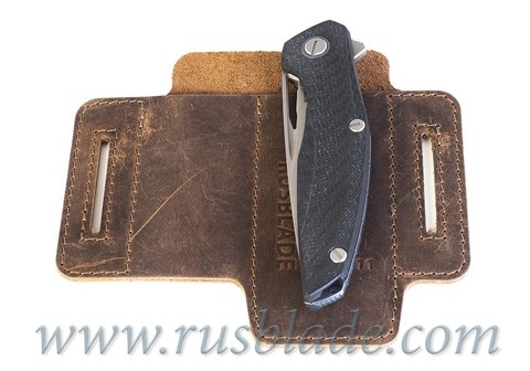 CUSTOM Holder Knives Carry Duo RB exclusive Antique