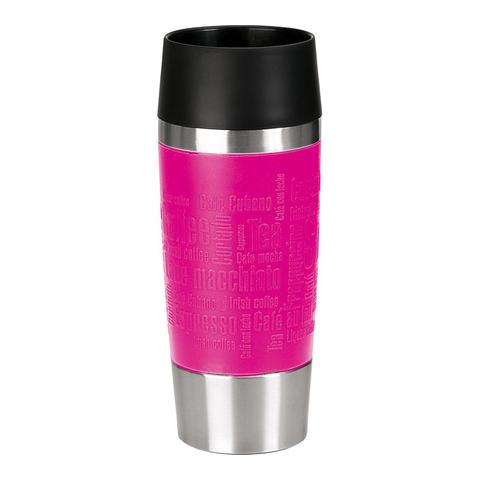 Термокружка Emsa Travel Mug (0,36 литра), розовая