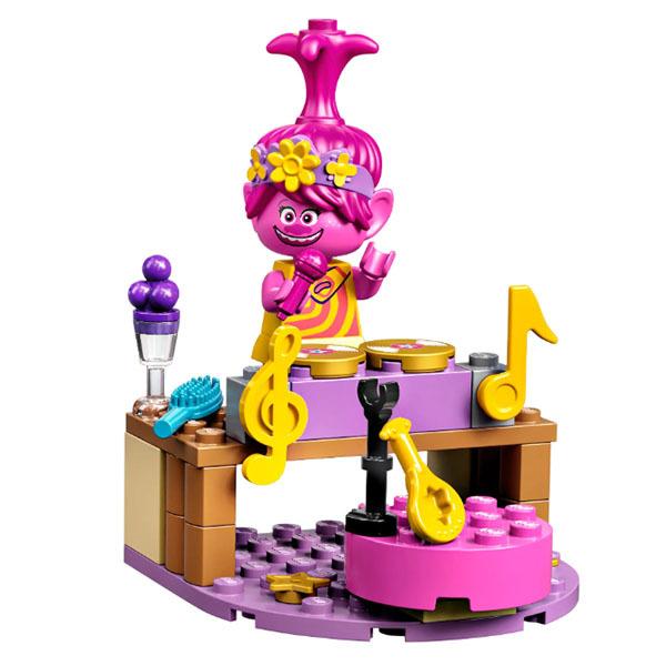 LEGO Trolls 41253 Конструктор ЛЕГО Тролли Приключение на плоту в Кантри-тауне