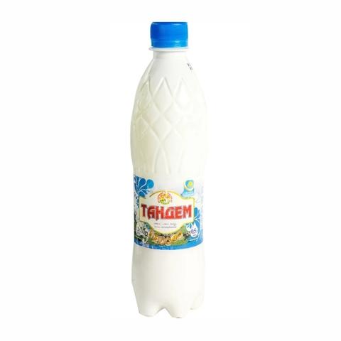 Напиток кисломолочный ТАНДЕМ 0,5 л пэт КАЗАХСТАН