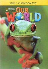 Our World BrE 1 Classroom  DVD(x1)