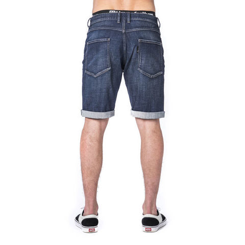 Шорты Horsefeathers Pike Jeans Shorts Dark Blue