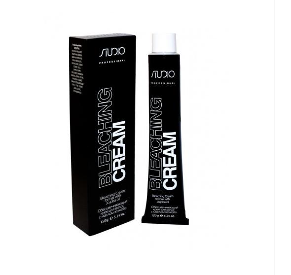 Осветляющий крем Bleaching Cream c маслом жожоба Studio Professional 150 мл