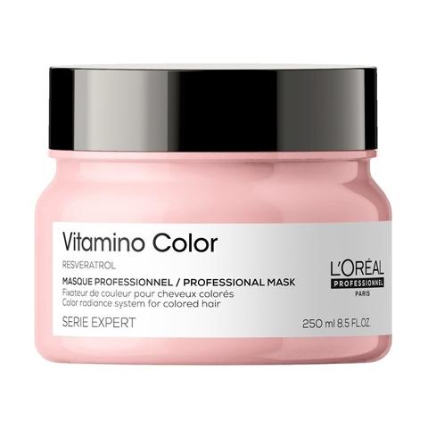L'Oreal Professionnel Vitamino color: Маска-фиксатор цвета (Vitamino Color Resveratrol Masque), 250мл/500мл