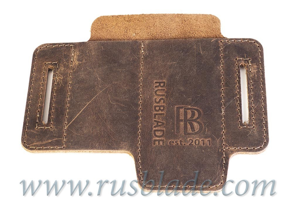 CUSTOM Holder Knives Carry Duo RB exclusive Antique - фотография