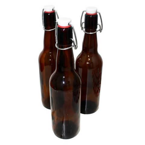 Бутылка с бугельной пробкой 0,5 литра