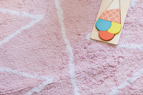 Ковер Lorena Canals Hippy Pink (120x160)