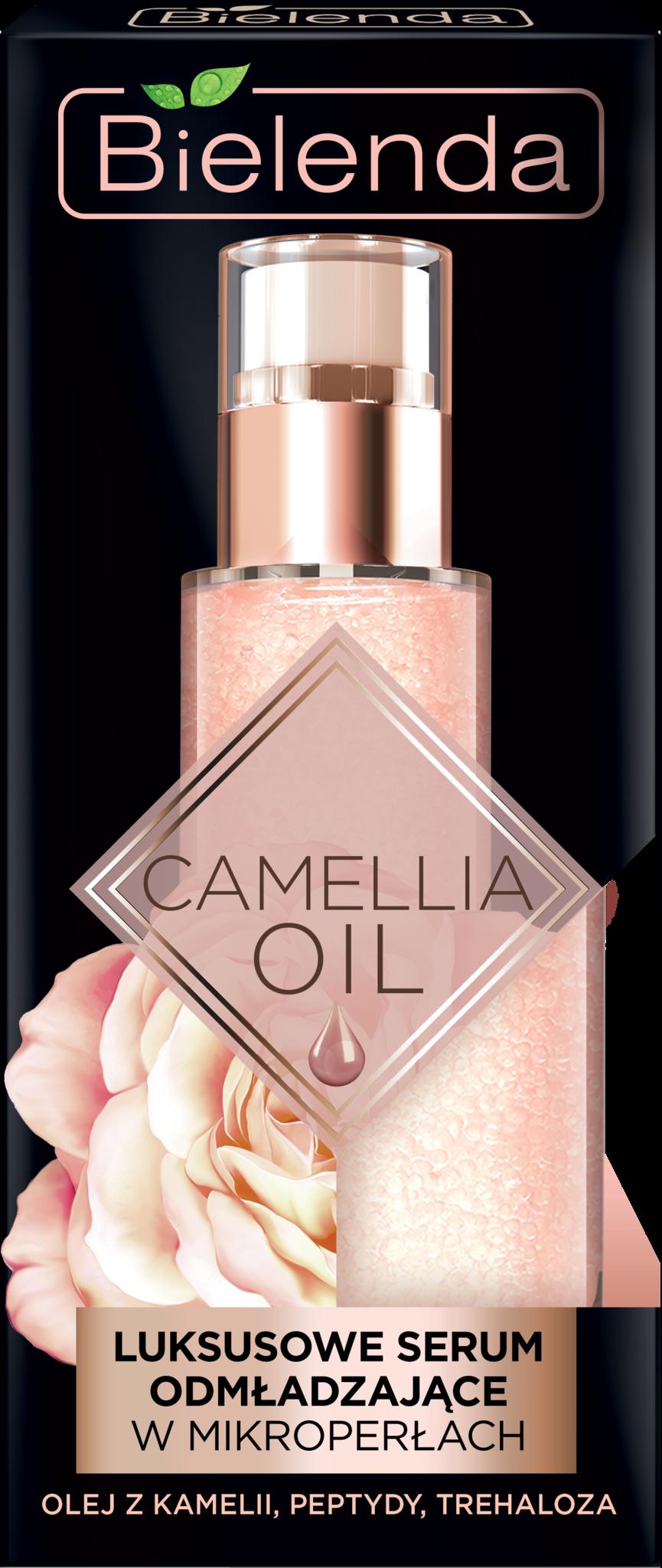 CAMELLIA OIL Эксклюзивная омолаживающая сыворотка, 30 мл