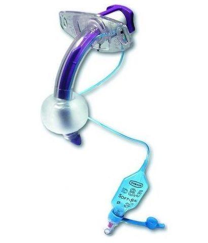 Трахеостомическая трубка (100/800/___) Portex Blue Line Ultra с манжетой «Софт-Сеал»