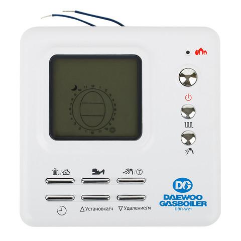 Пульт управления комнатный Daewoo DBR-W21 / 6752