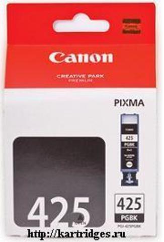 Картридж Canon PGI-425PGBk / 4532B001