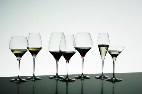 Набор из 2-х бокалов для винаPinot Noir/Nebbiolo  770 мл, артикул 0403/07. Серия Vitis