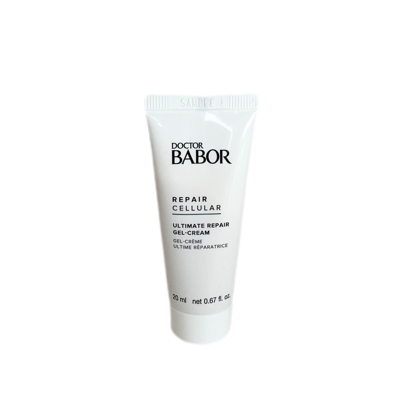 Крем-гель регенерирующий Doctor Babor Repair Cellular Ultimate Repair Cream-Gel mini 20 ml