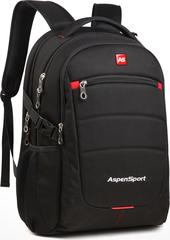 Рюкзак ASPEN SPORT AS-B08 Черный