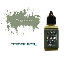 Pacific.Фильтр Olive green Ral 6003 FILT