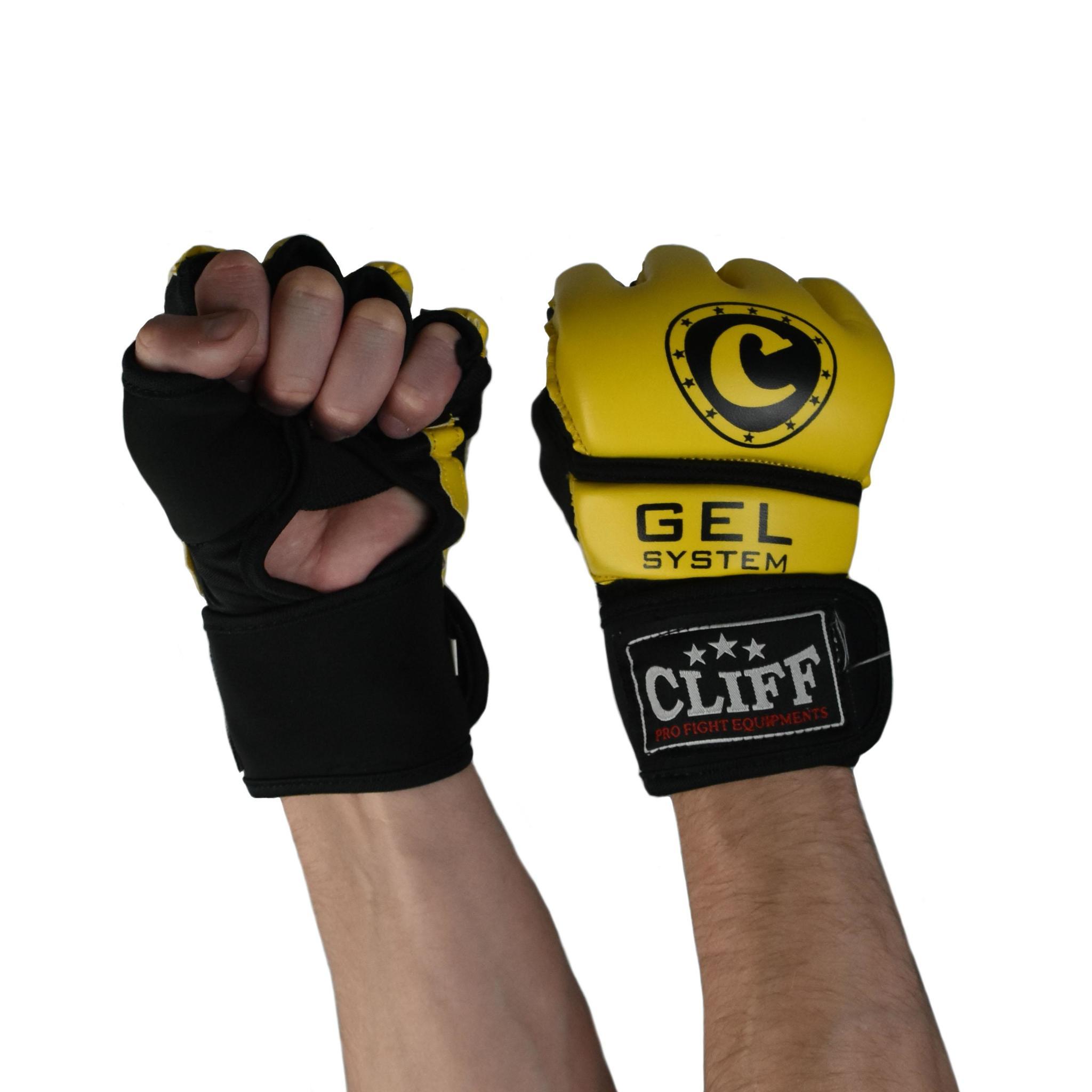 ММА перчатки Перчатки ММА Cliff желто-черные b61ca5a0f678b967f38336cf8d7e9033.jpg