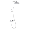Душевая система с термостатом и тропическим душем для ванны BLAUTHERM 945402RM250 - фото №1