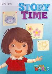 Our World BrE 1: Story Time DVD(x1)