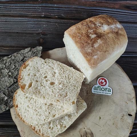 Фотография Хлеб пшеничный бездрожжевой / 300-350 г купить в магазине Афлора