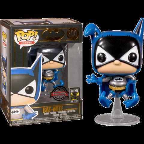 Фигурка Funko Pop! Heroes: Bat-Mite (Metallic) (Excl. to BoxLunch)