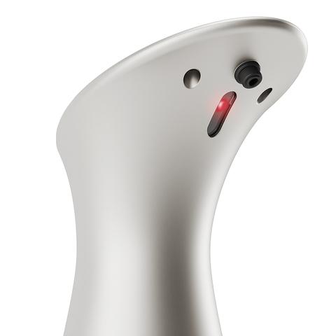 Диспенсер для мыла сенсорный Otto 280 мл никель
