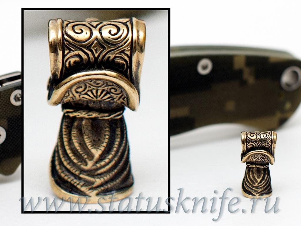 Темлячная бусина Инквизитор - фотография