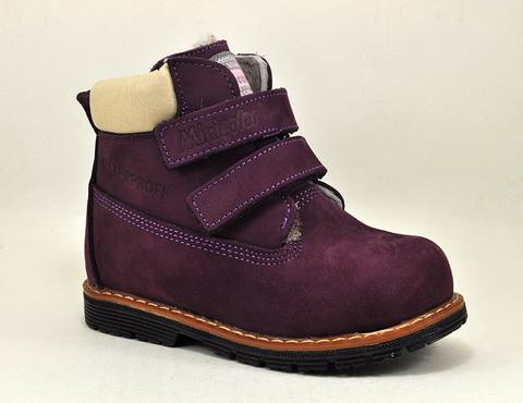 Зимние ботинки Minicolor 750-115-05