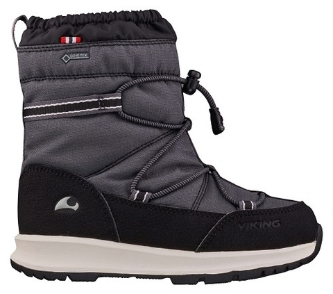 Сапоги Viking Asak GTX Black/Charcoal